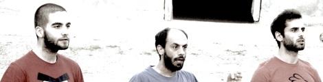 Μιχάλης Πανάδης, Φοίβος Συμεωνίδης, Τάσος Δημητρόπουλος. Ἀγγελιαφόροι τῶν Βακχῶν.