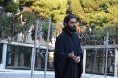 Ὁ πατέρας Ζήσης Κτενίδης.